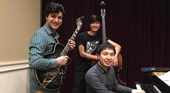 Boston Swing Trio